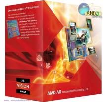 AMD A6 3500 2.1GHZ FM1 3MB BOX DESPRECINTADO