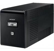 SAI 2000VA PHASAK CON LCD 2XSCHUKO PROTECCIÓ·