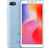 """SMARTPHONE XIAOMI REDMI 6A 4G 2GB 16GB DUAL-SIM BLUE EU· 5.45""""-DESPRECINTADO"""