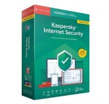 KASPERSKY INTERNET SECURITY 2020 3 LIC. M.DEV RENOV.