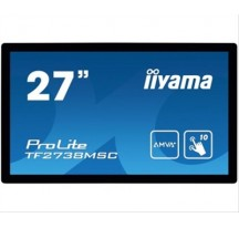 "MONITOR TACTIL 27"" IIYAMA ProLite TF2738MSC-B1 DVI/HDMI/DP CAPCITIVO-DESPRECINTADO"