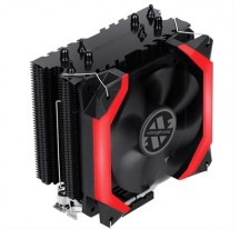 VENTILADOR CPU UNIVERSAL ABKONCORE COOL STORM SPIDER RED
