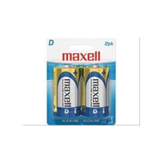 PILA MAXELL LR20 D MN1300 ALKALINE 2 UNIDADES