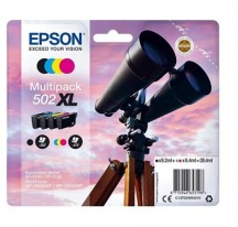 CARTUCHO TINTA EPSON EPSON MULTIPACK 4-COLOURS 502XL