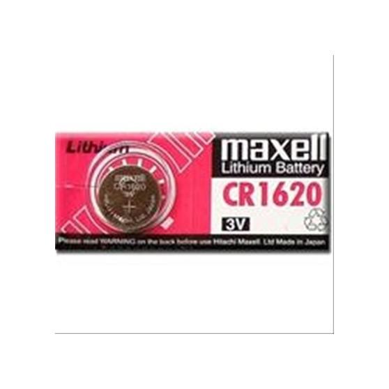 PILA MAXELL CR1620 3V LITHIUM BATTERY