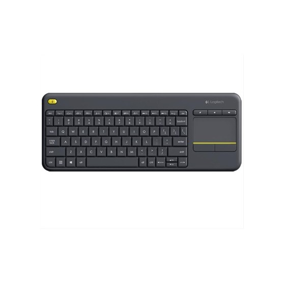 TECLADO WIRELESS TOUCH LOGITECH K400 PLUS