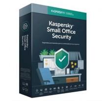 ANTIVIRUS KASPERSKY SMALL OFFICE SECURITY 5 PCS/MOVILES + 1 SERVIDOR