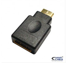 ADAPTADOR HDMI, A/H-MINIHDMI C/M NANOCABLE