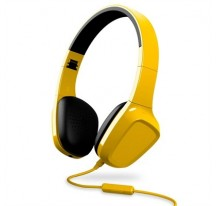 ENERGY SISTEM HEADPHONES 1 YELLOW MIC (MIC,C·