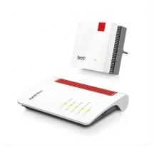 AVM Fritz Box 7530 WiFi AC + Fritz Repetidor 1200 WiFi 2x2 AC+N