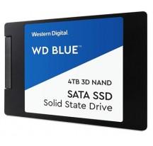 """SSD 2.5"""" 4TB WD BLUE 3D NAND R560/W530 MB/s"""